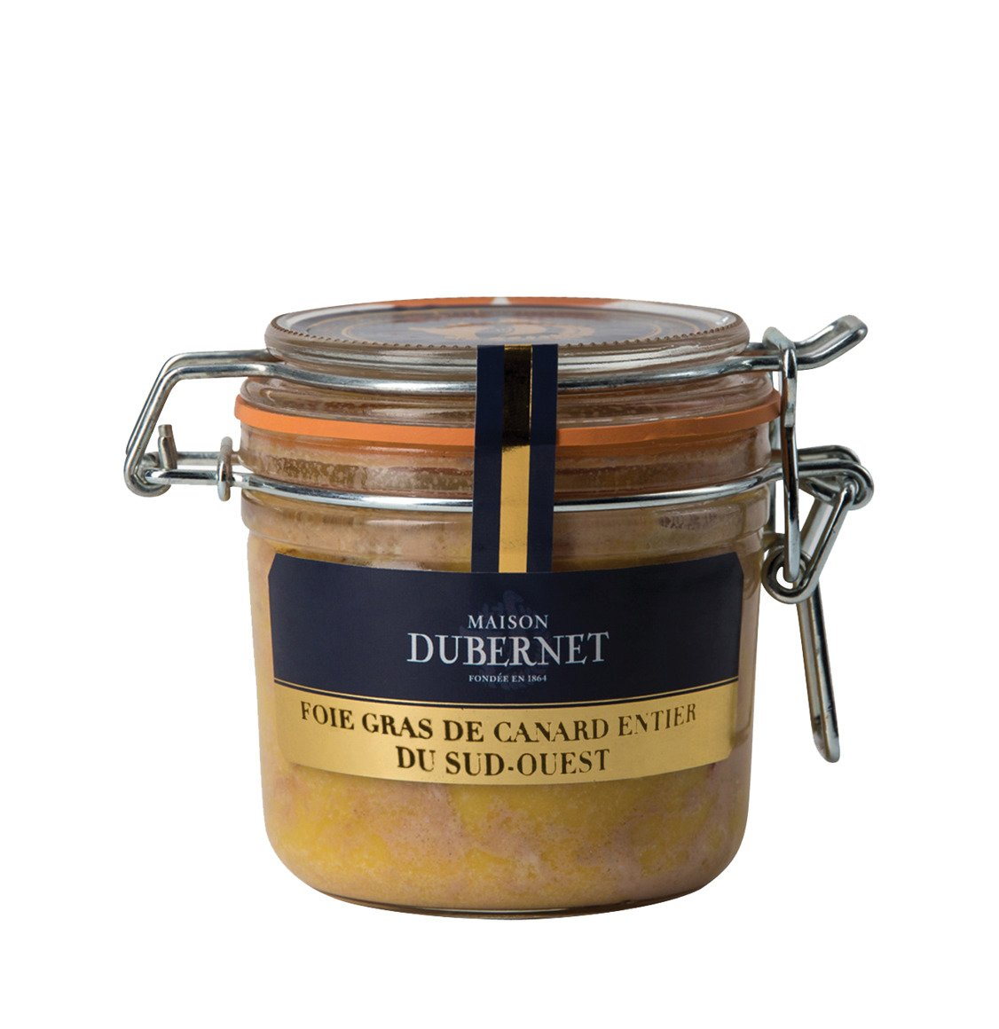 Maison Dubernet Preserved Whole Duck Foie Gras 125g