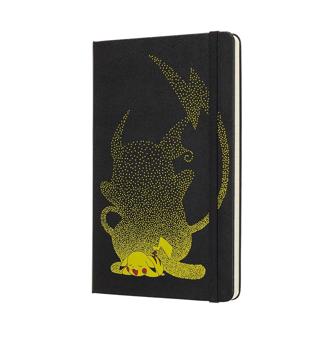 Moleskine Limited Edition Large Ruled Pokemon Pikachu