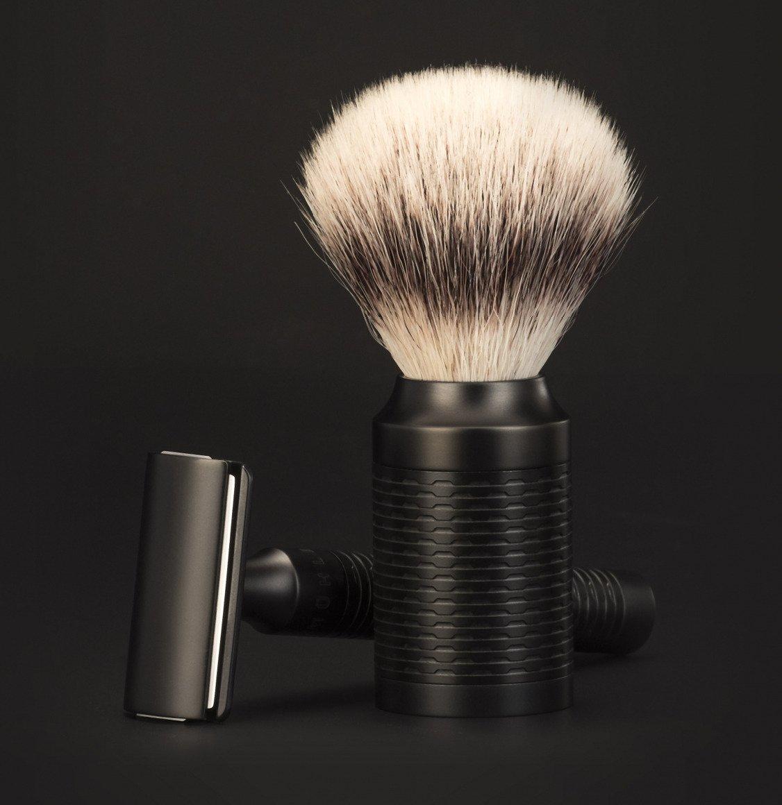 Muhle Rocca Silvertip Fibre® Brush