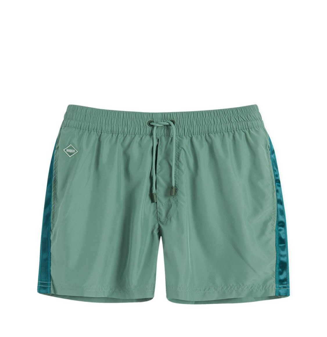 Nikben Studio Jungle Swim Shorts Green