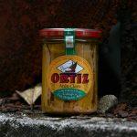 Ortiz Yellowfin Tuna In Organic Extra Virgin Olive Oil