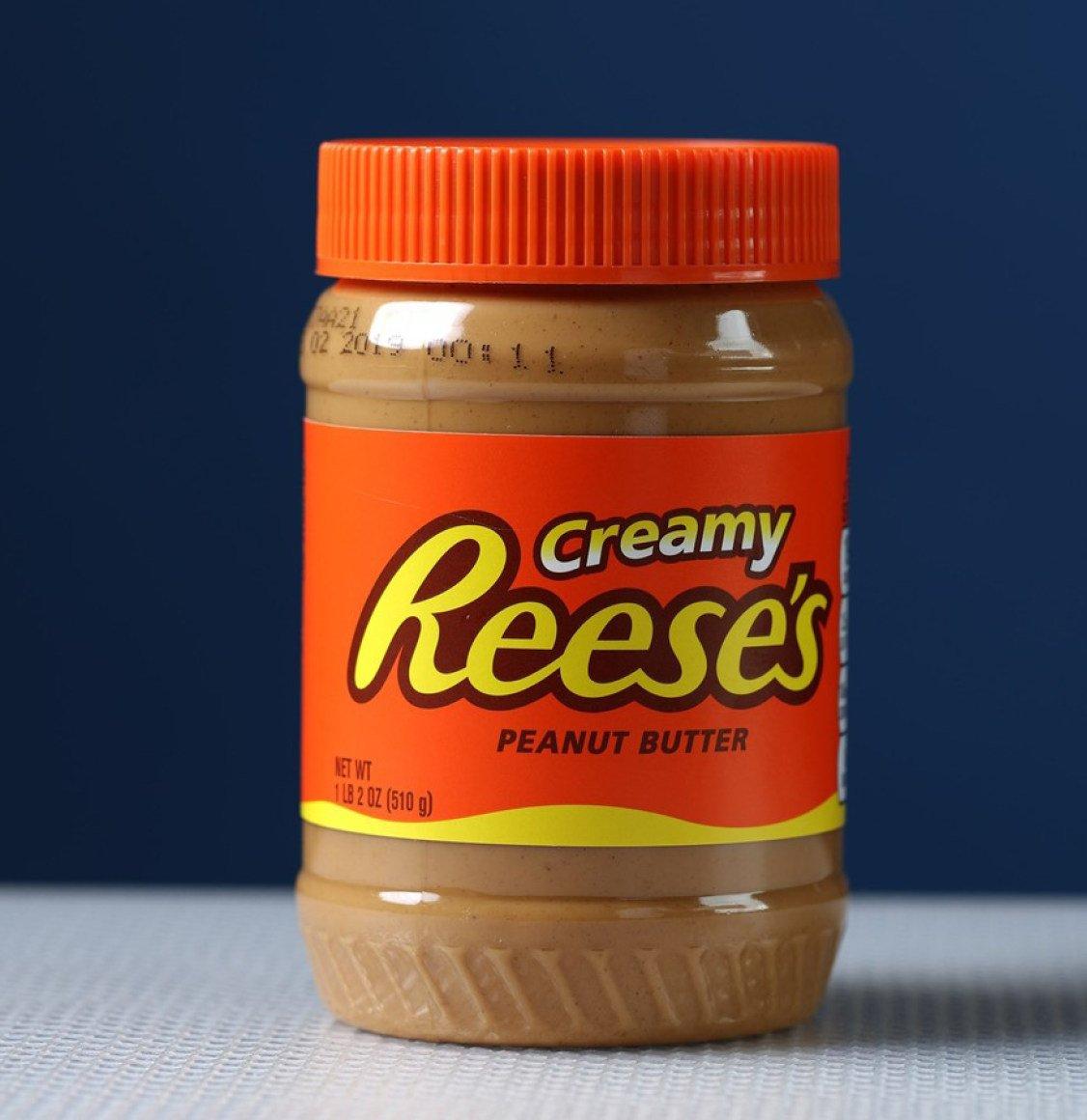 Φυστικοβούτυρο Κρεμώδες Reese's Creamy Peanut Butter 510g