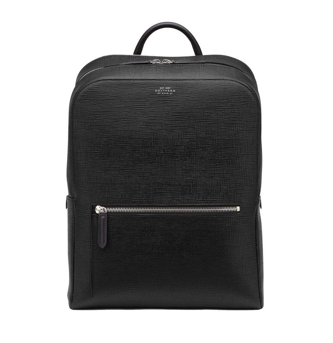 Smythson Panama Zip Around Backpack