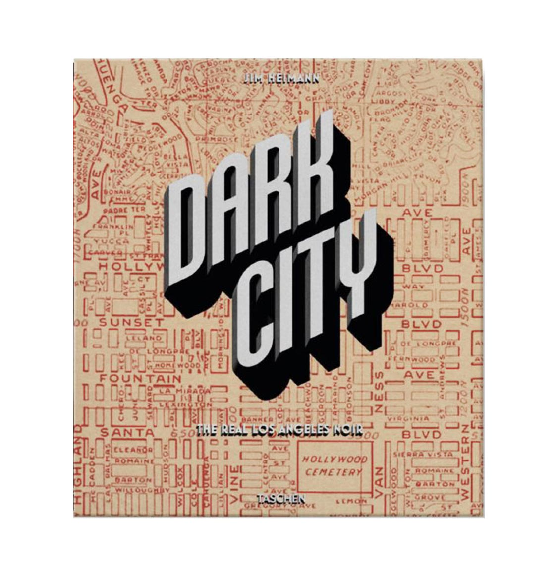 Taschen Dark City: The Real Los Angeles Noir