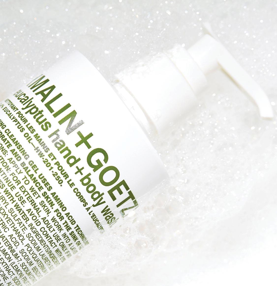 Malin And Goetz Eucalyptus Body Wash 250ml