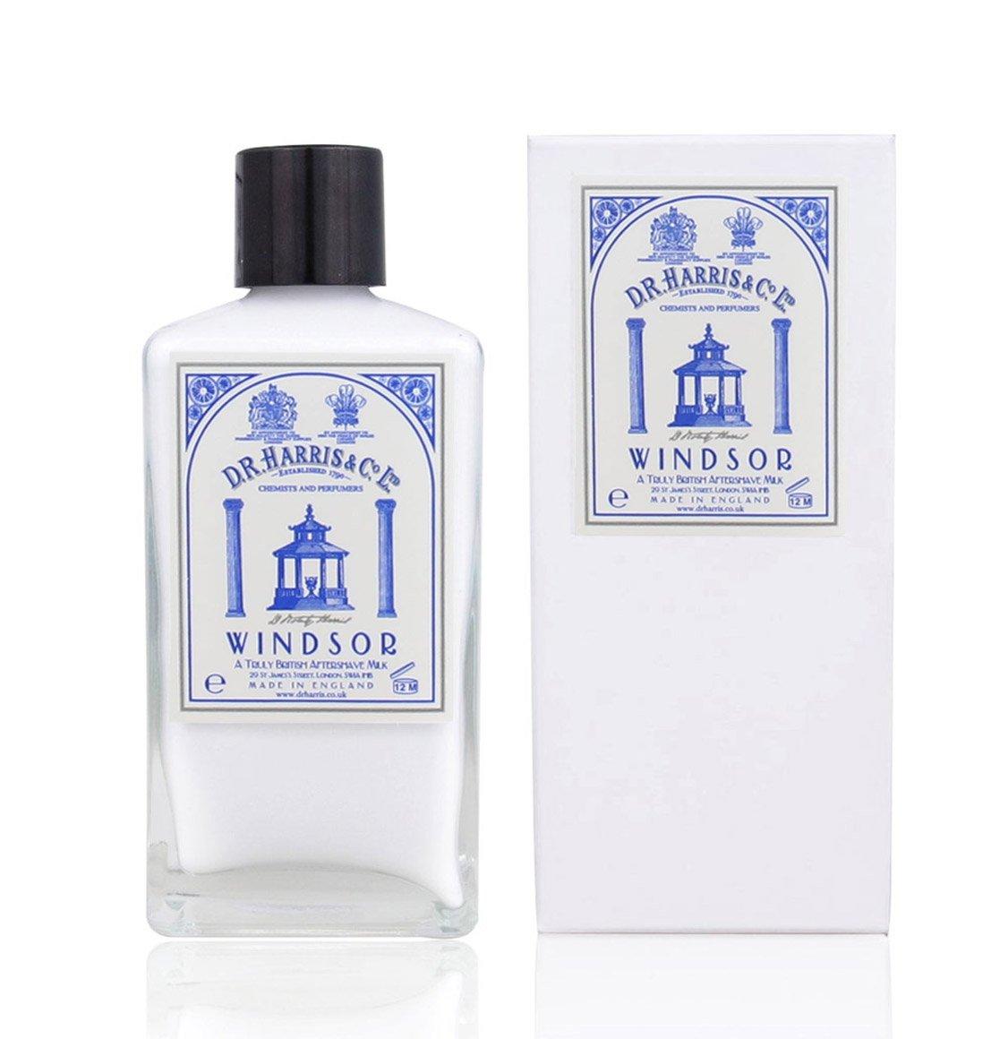 D R Harris Windsor Aftershave Milk 100ml