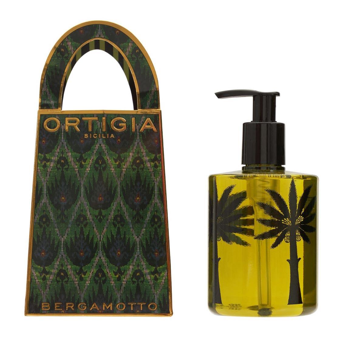 Ortigia Sicilia Bergamot Liquid Soap 300ml