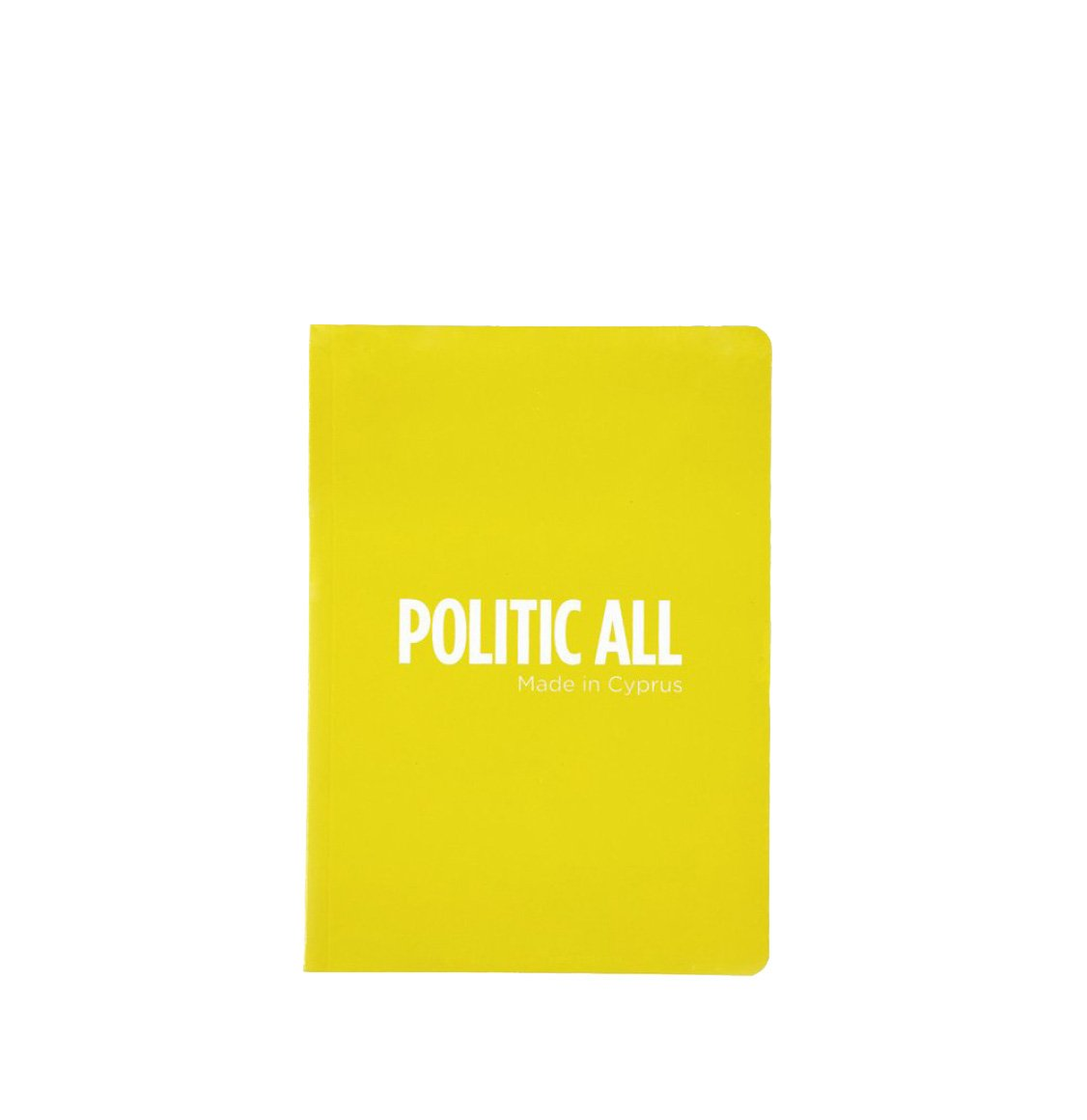 """Happily Ever Paper Repunation Stationery """"Politic All"""" Σημειωματάριο"""