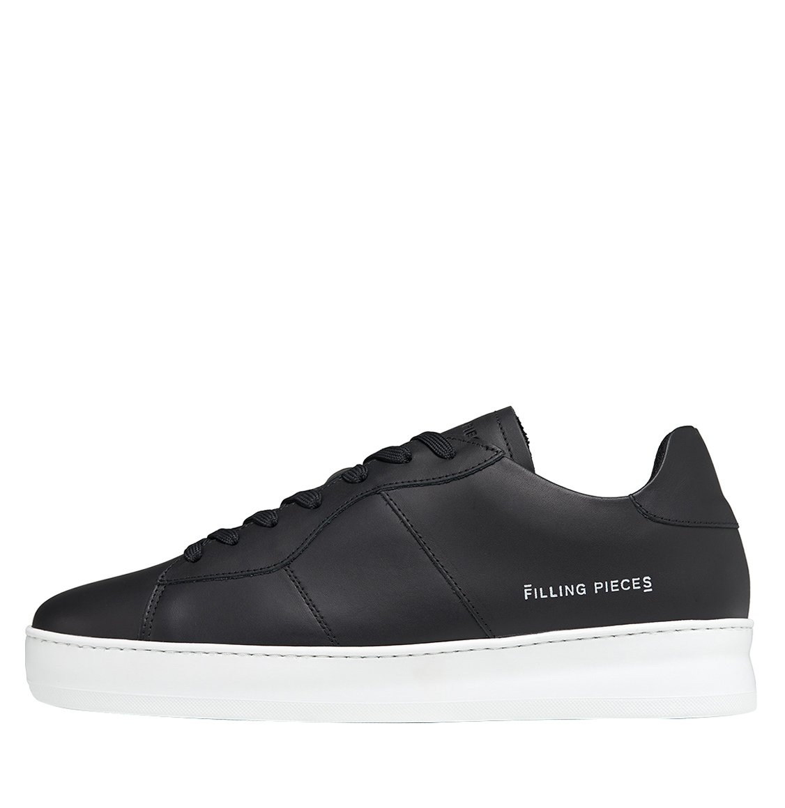 Filling Pieces Plain Court Black