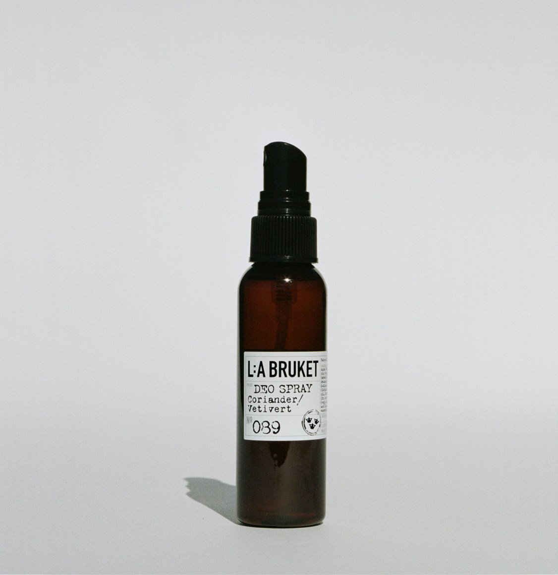 LA Bruket 089 Αποσμητικό Spray Coriander and Vetiver 55ml