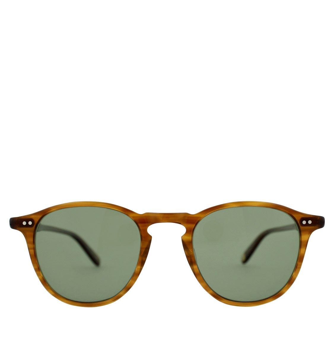 Garrett Leight Square Demi Blonde Γυαλιά Ηλίου