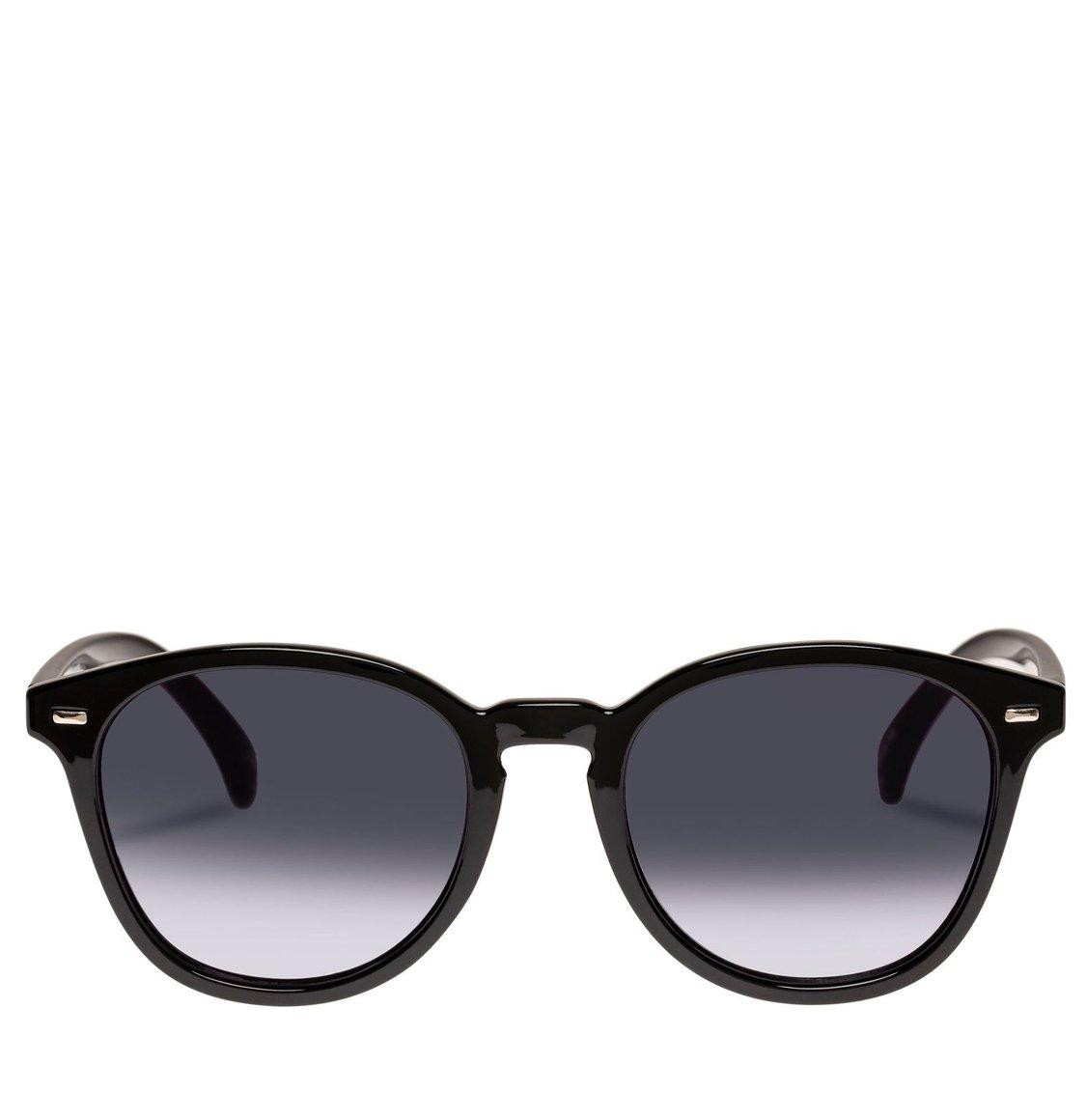 Le Specs Round Black Γυαλιά Ηλίου
