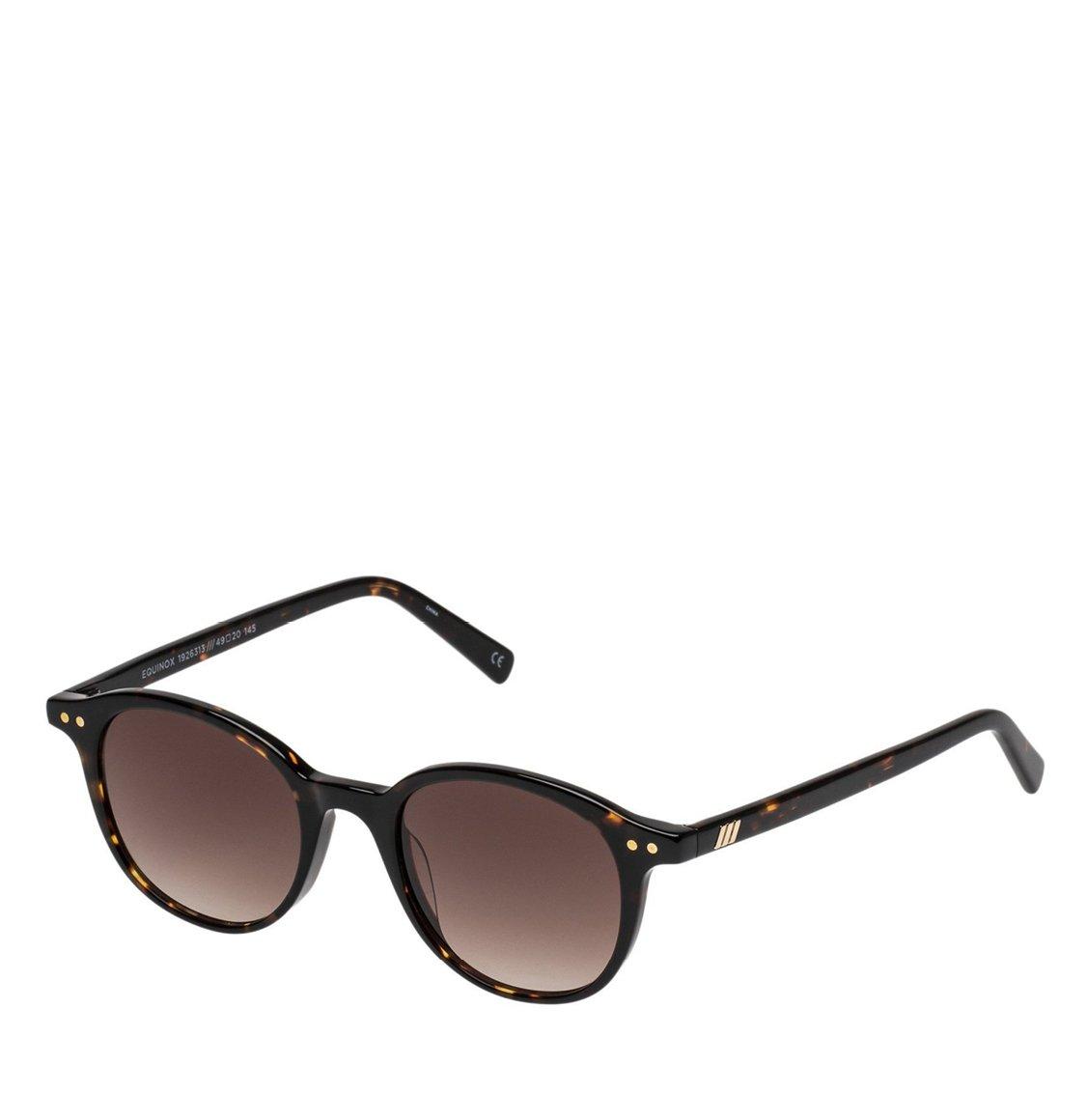 Le Specs Round Tortoise Γυαλιά Ηλίου