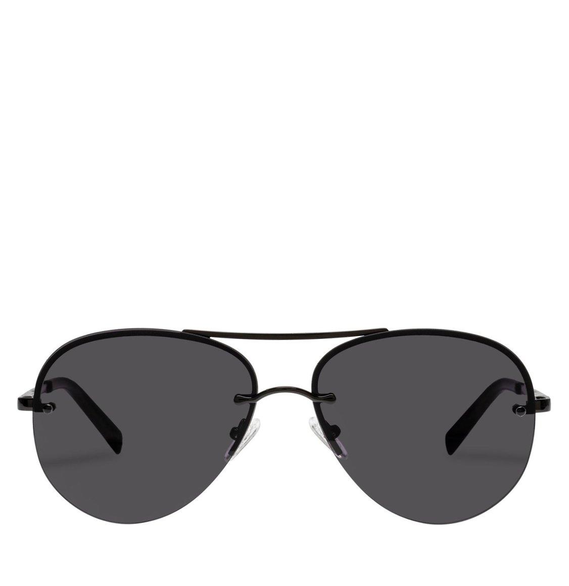 Le Specs Aviator Black Γυαλιά Ηλίου