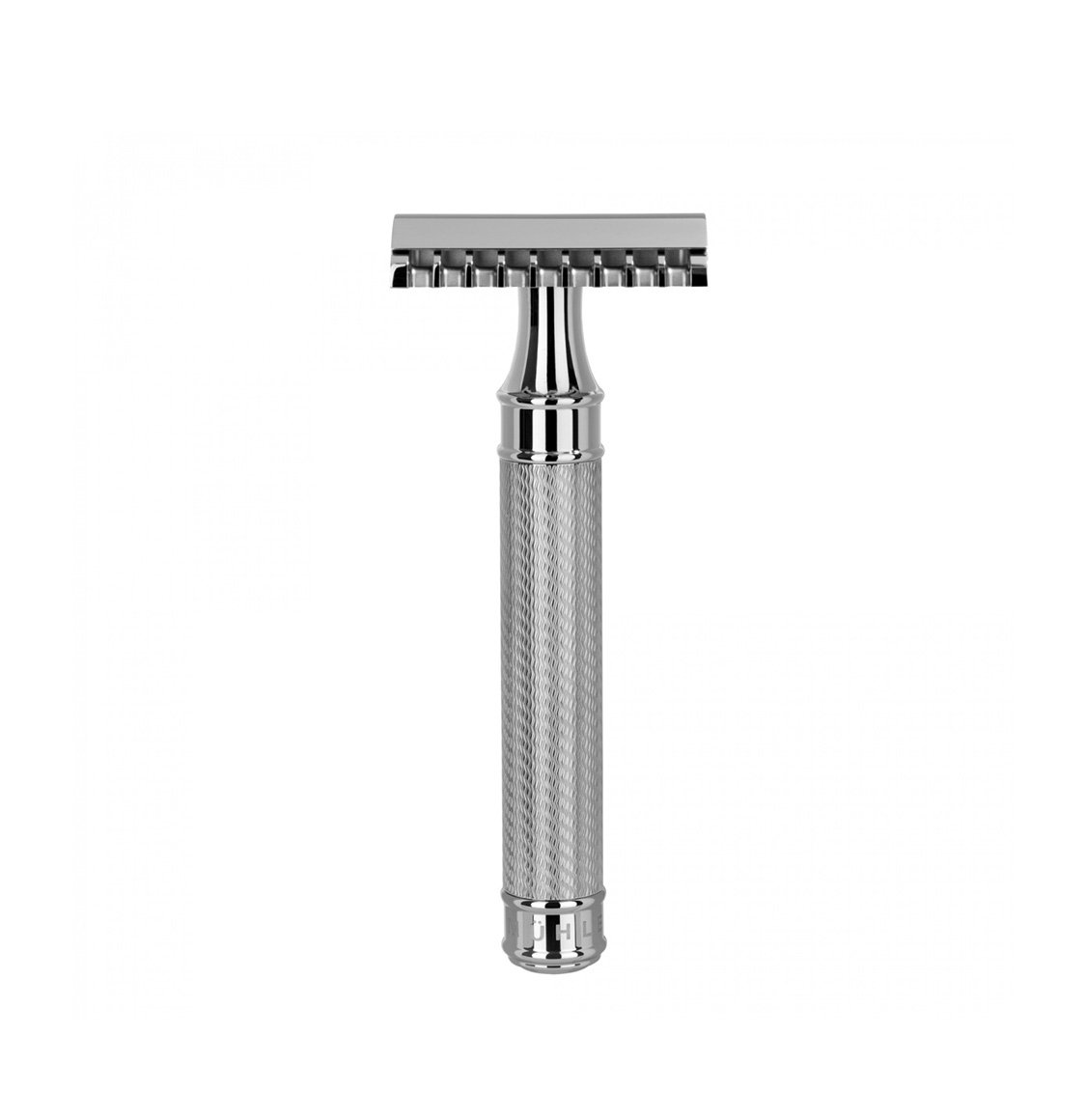 Muhle Silvertip Badger Brush and Open Comb Safety Razor