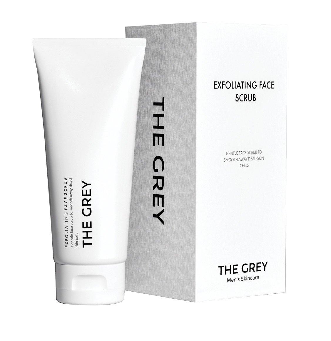 The Grey Exfoliating Face Scrub 100ml