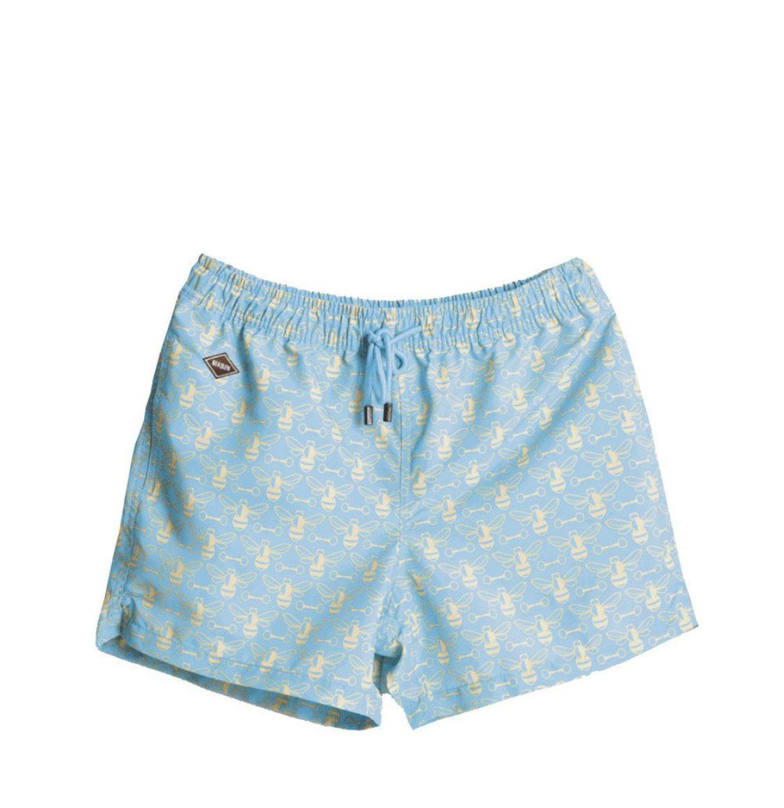 Nikben Beehave Swim Shorts Light Blue