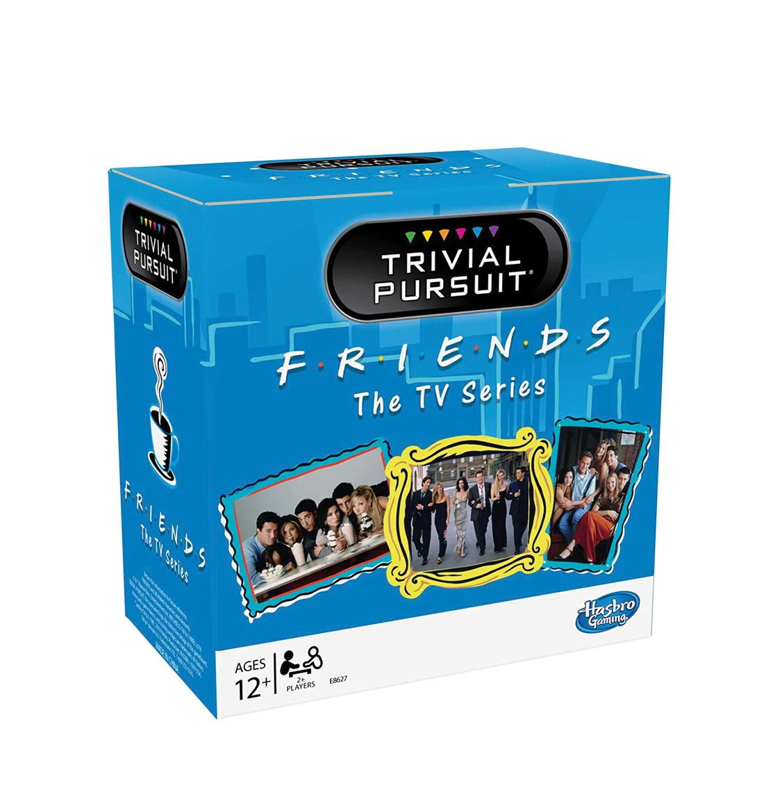 Trivial Pursuit Bitesize Friends The TV Series Winning Moves English Edition