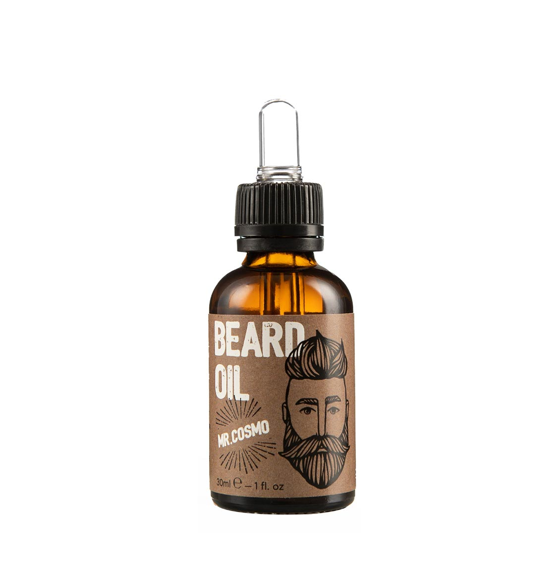 Cosmogent Λάδι Γενειάδας Mr. Cosmo Beard Oil 30ml