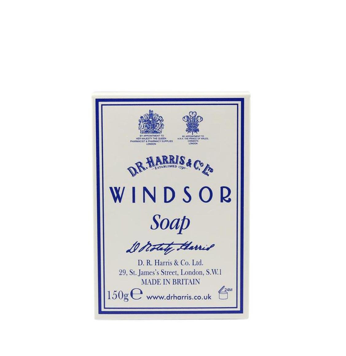 D R Harris Windsor Cleansing Bar 150g