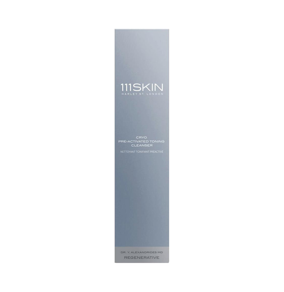 111Skin Cryo Pre-Activated Toning Cleanser 120ml