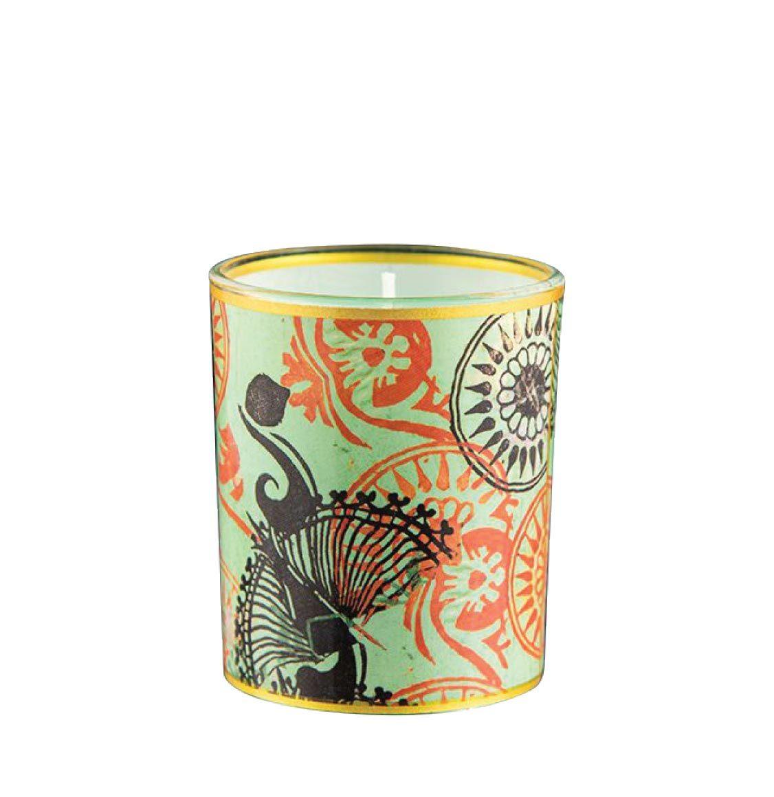 Ortigia Sicilia Fico D' India Decorated Candle 150g
