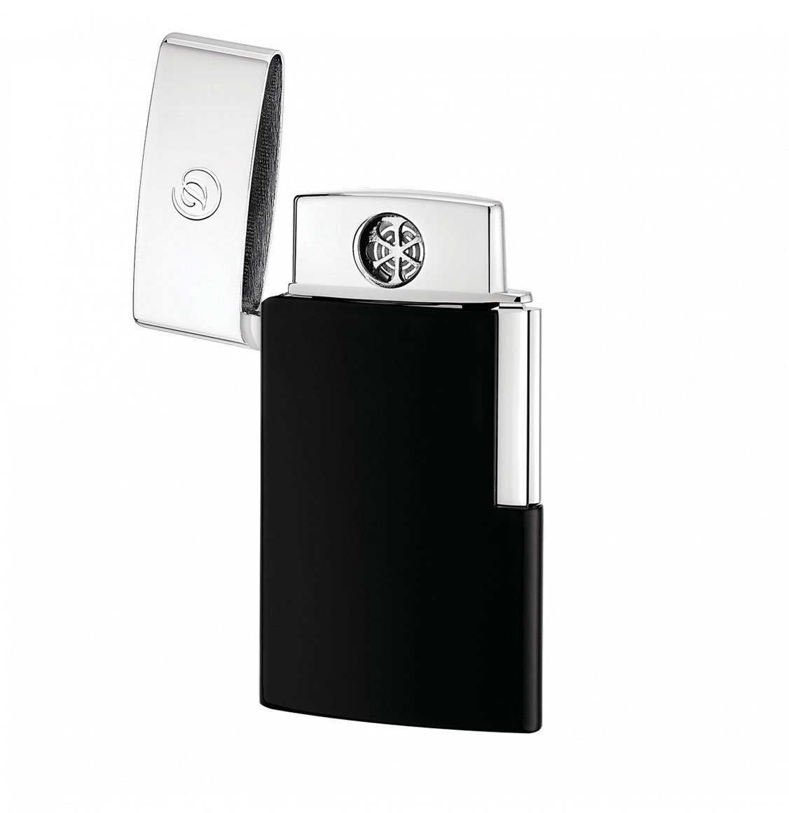 S.T. Dupont Αναπτήρας E-Slim Black Chrome Lighter