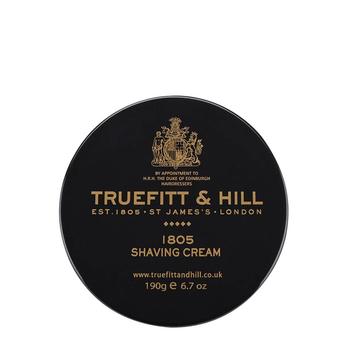 Truefitt And Hill 1805 Shaving Cream 190g