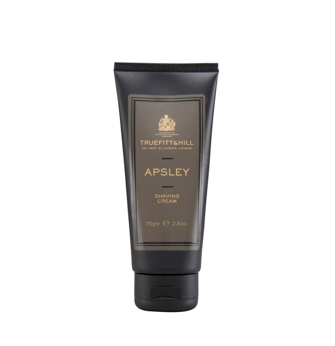 Truefitt And Hill Apsley Shaving Cream Tube 75g