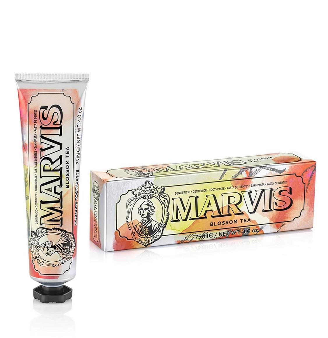 Marvis Blossom Tea Toothpaste 75ml