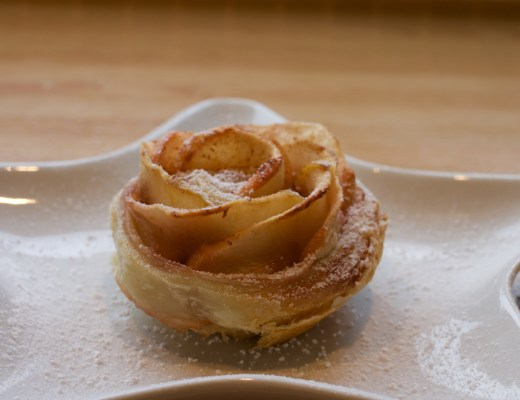 Autumnal Apple Roses - The Project Lifestyle