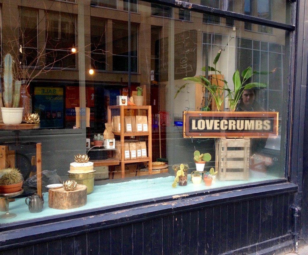 Lovecrumbs Edinburgh - The Project Lifestyle