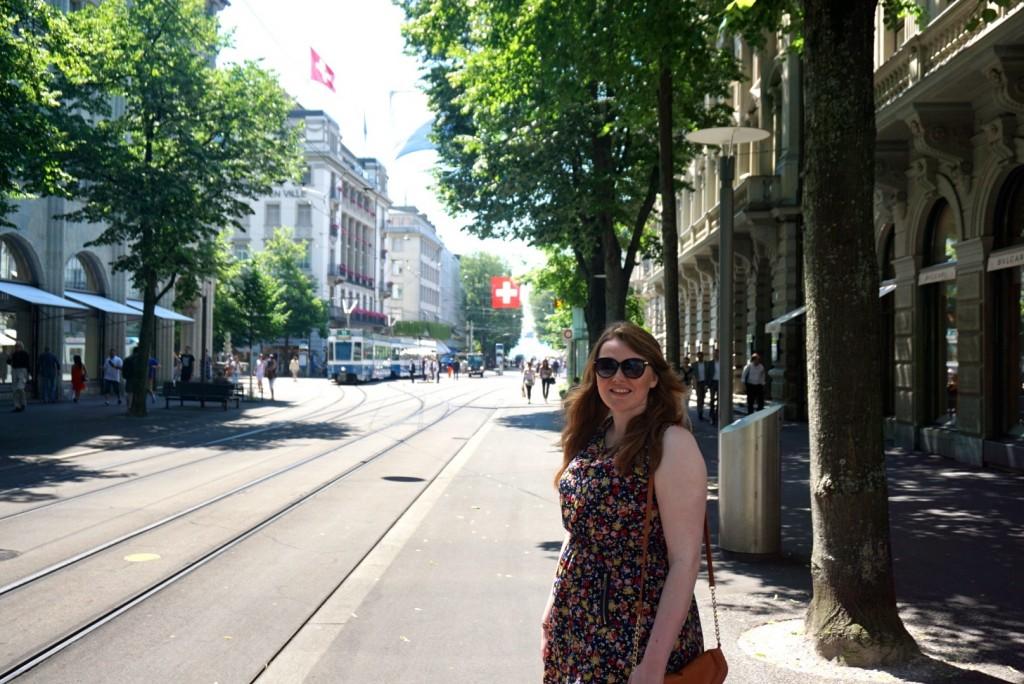 Zurich, Switzerland - The Project Lifestyle