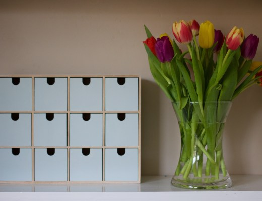 Upcycled Ikea Drawers - The Project Lifestyle