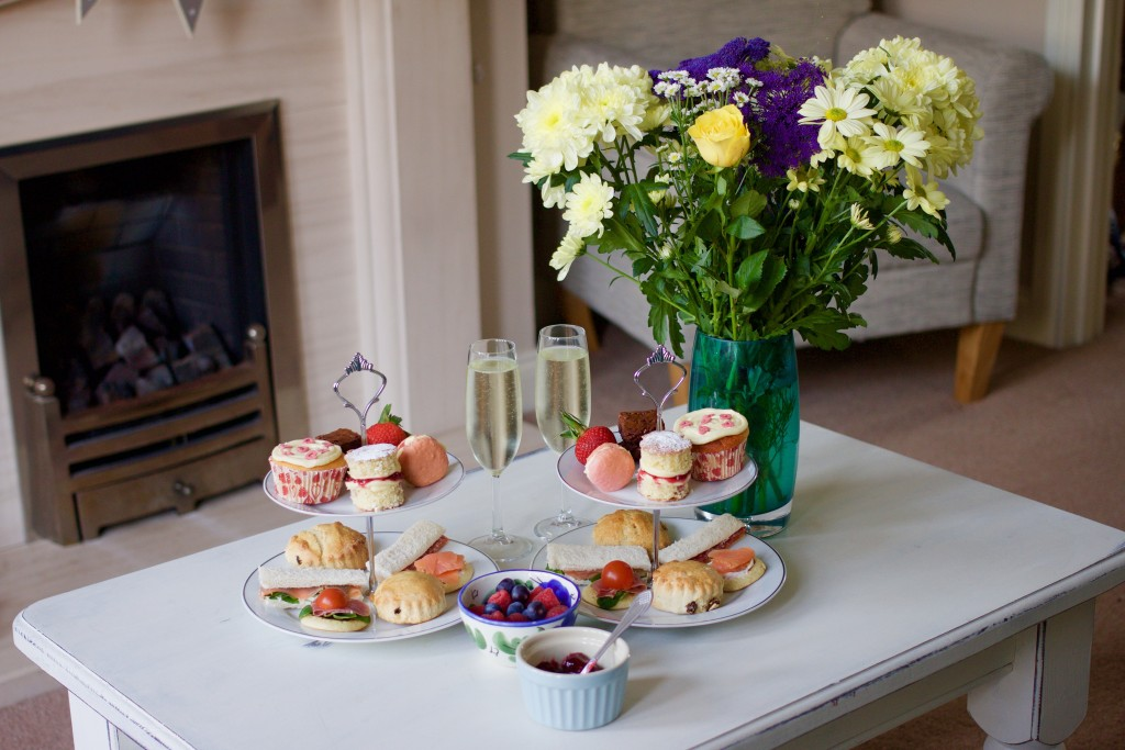 Valentine's Afternoon Tea - The Project Lifestyle