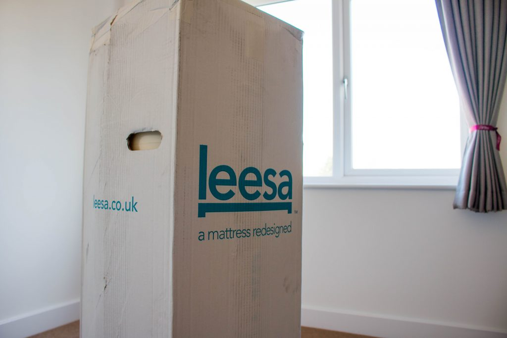 Sleep Easy with Leesa - The Project Lifestyle