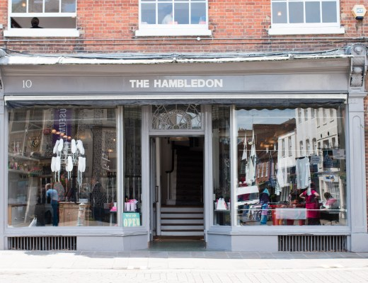 The Hambledon, Winchester - The Project Lifestyle