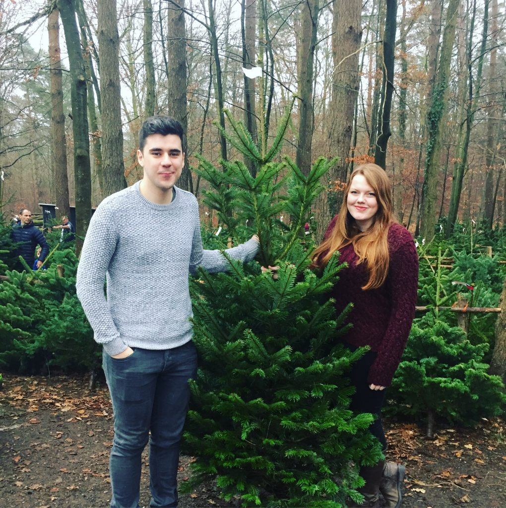 Christmas Tree Shopping 2016 - The Project Lifestyle