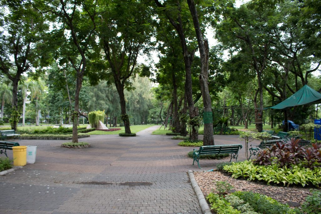 Lumpini Park - The Project Lifestyle