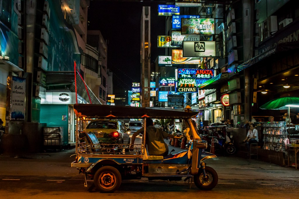 Bangkok by Night - The Project Lifestyle