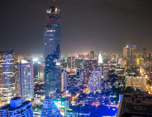 Bangkok by Night: Cloud 47 Sky Bar - The Project Lifestyle