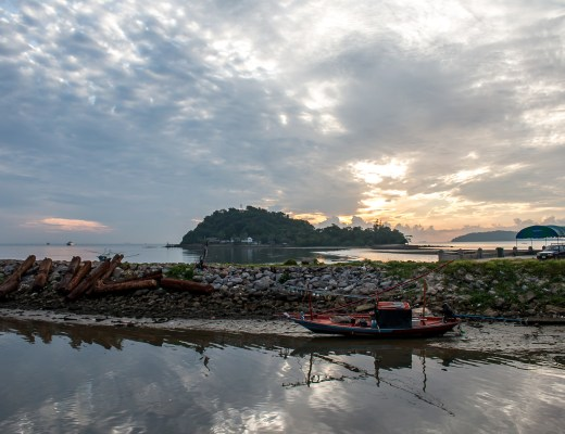 Thailand Travels - The Project Lifestyle