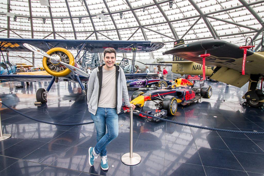 Hangar 7, Salzburg - The Project Lifestyle