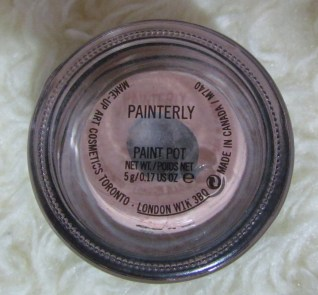 MAC Painterly Paint Pot Finish 6 by Xmas
