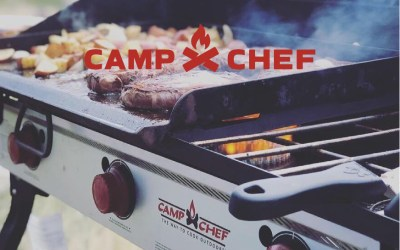 Camp Chef and The Promo Addict