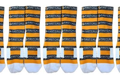 First Call Socks!