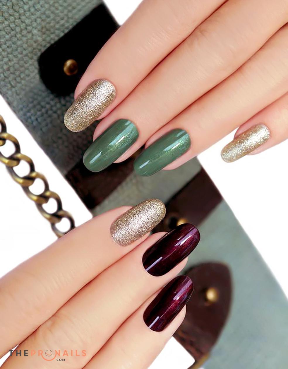 Acrylic Fill In Is A Mon Need Because Nails Tend To Get Brittle After While And Gaps Appeared Therefore Routine Maintenance Necessary