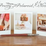 Spotlight: In Love With Pretty Polaroid Notes