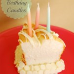 Tut Tuesday: DIY Ombre Dipped Birthday Candles