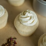 Recipe: White Chocolate Chai Spice Cupcakes & Browned Butter Frosting
